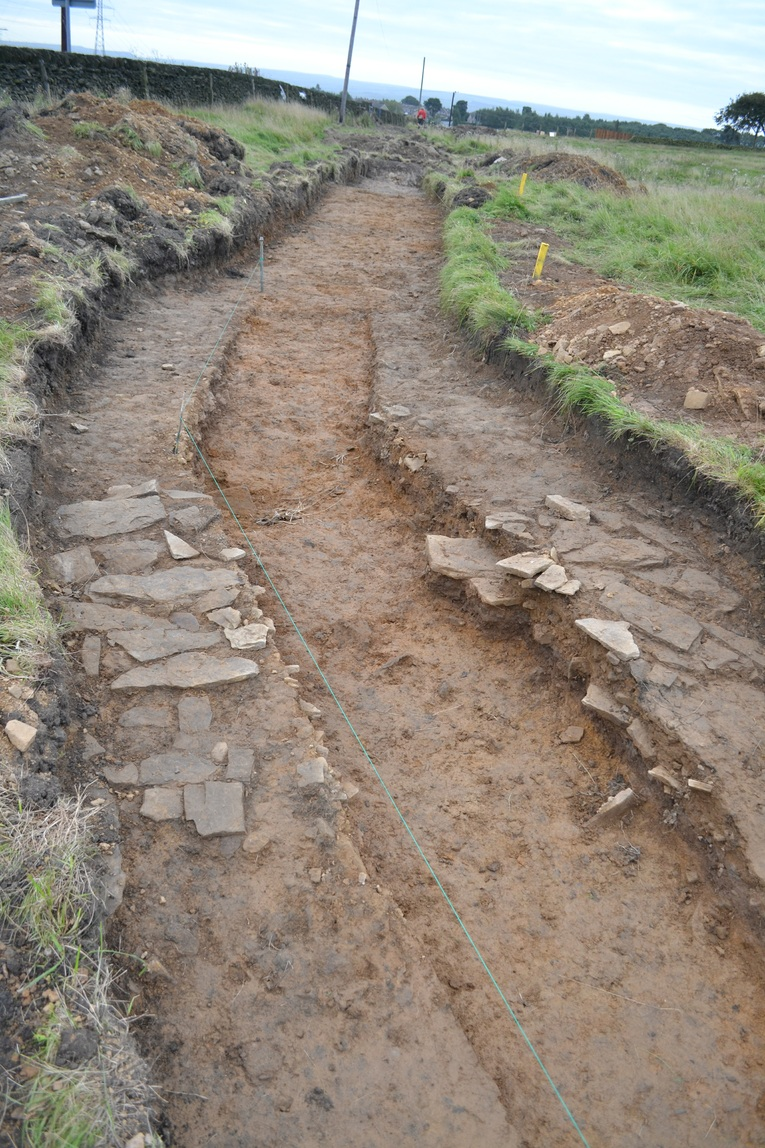 Grid Ref Finder >> Friends of Castleshaw Roman Forts - odds and ends